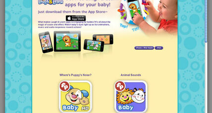 Bashing of 'baby apps' misses the point; context is everything