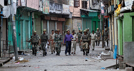 31 killed in Indian religious violence