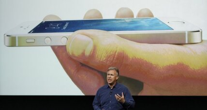 iPhone 5S is here: Better camera, new processor, and fingerprint scanner (+video)