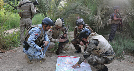 Billions of dollars later, Iraqi security forces fall short