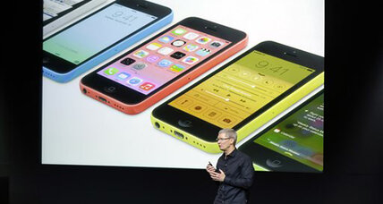 iPhone 5C: Colorful, but not quite cheap