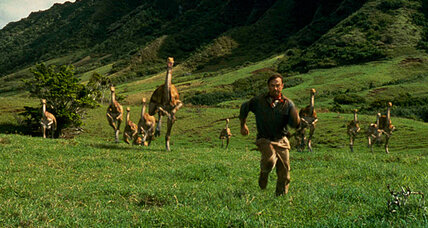 Jurassic Park 4 gets a foreboding title (+video)