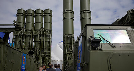 Is Russia toying with US? Missile sale to Iran raises question
