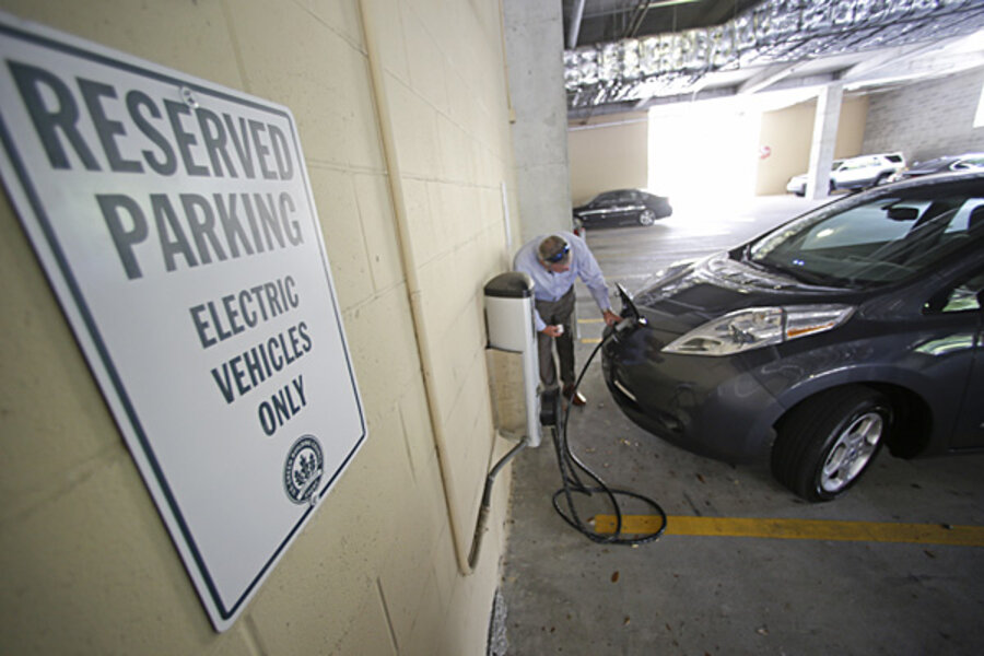 Can Doe Build A Better Electric Car Battery