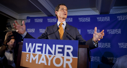 Anthony Weiner, Eliot Spitzer fail at polls. Is redemption after a sex scandal possible in NY?