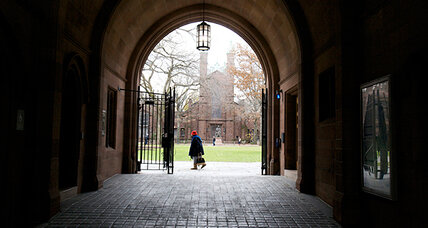 Sexual assault on campus: Yale tries to clarify 'consent'