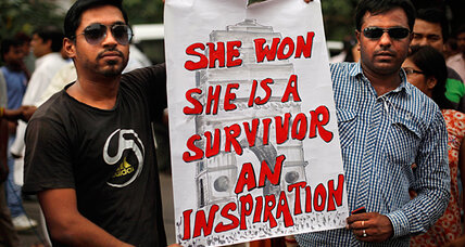 New Delhi gang rape verdict: 'death to all' (+video)