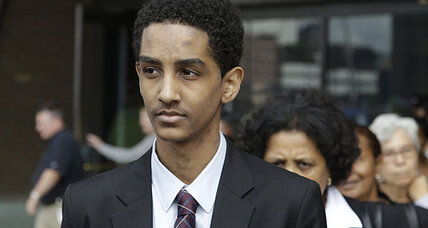 Boston Marathon bomb suspect Dzhokhar Tsarnaev's friends plead not guilty