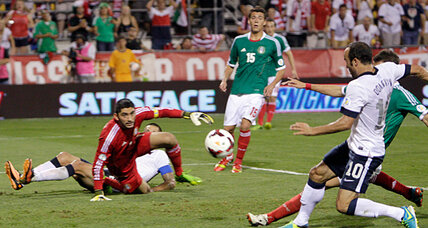 Will Mexico's soccer team and economy both fall short of goals?