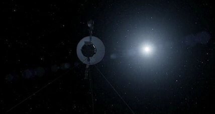 Where is Voyager 1 heading?