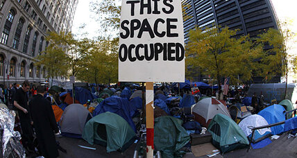 Happy birthday, Occupy!