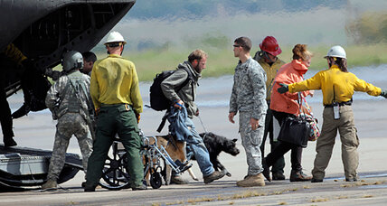 Search and rescue intensifies amid Colorado flood; death toll rises to 7