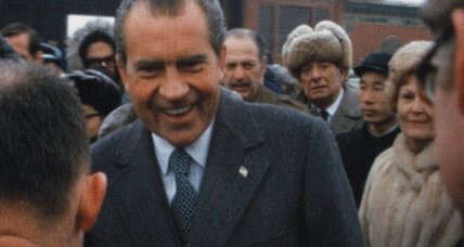'Our Nixon' presents new but mostly unsurprising footage of the president
