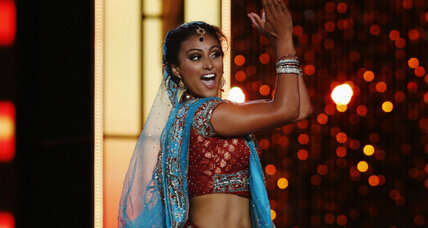 Nina Davuluri wins Miss America, then faces critics, in Bollywood style
