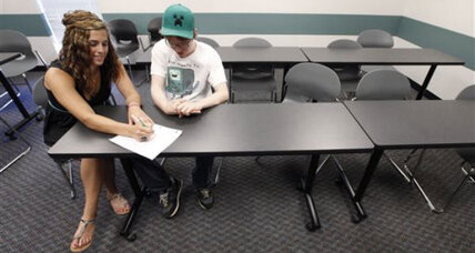 Autism, learning disabilities services grow on college campuses