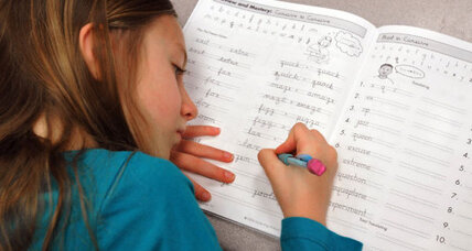 Cursive letters offer more than aesthetic, study says
