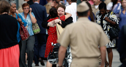 Navy Yard shooting: What to do about attacks on US military at home? (+video)