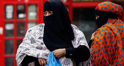 British judge says Islamic adherent may not testify wearing full veil