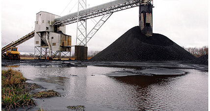 Is the writing on the wall for U.S. coal?