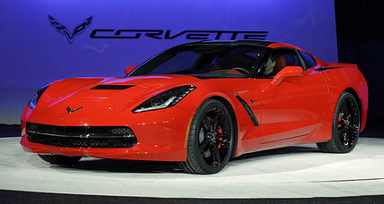 2014 Corvette Stingray gets a European test run