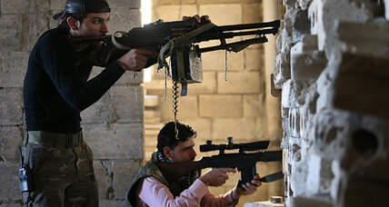 Who are Syria's rebels?