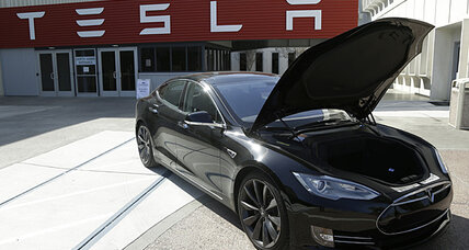 Tesla Motors eyes self-driving cars. Are they more efficient?