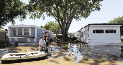 In flooded Colorado, an anguished question: where to live, and for how long (+video)