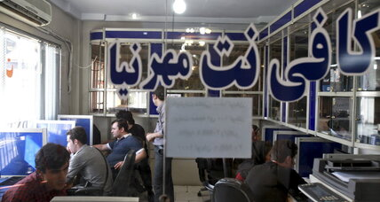 "Fleeting access to social media in Iran due to ""technical problems,"" says state official"