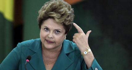 Will NSA spying push Brazil toward 'anti-imperialist' neighbors?