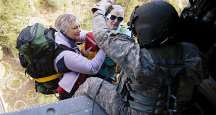 Heroes of the Colorado floods: Tales of bravery by neighbors and strangers