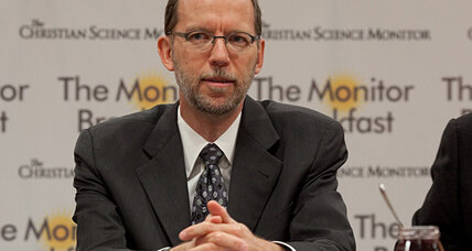 CBO director: falling deficit gives breathing room, not all-clear signal