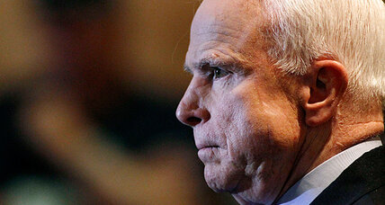 McCain disses Putin, but Russians are mostly unimpressed (+video)