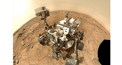 Big methane discovery on Mars: There isn't any methane.
