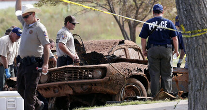Cars in Foss Lake shed light on Okla. cold cases