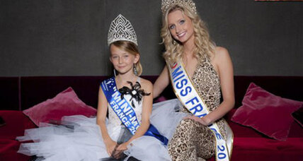 French Senate passes ban on child beauty pageants