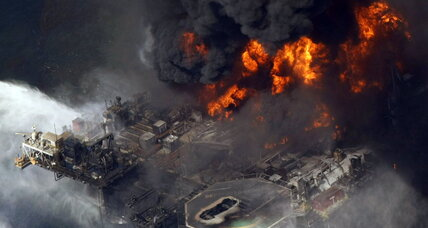 Halliburton's former manager charged with destroying evidence after 2010 oil spill