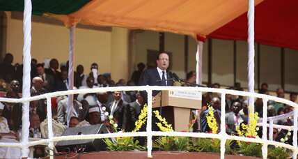 The war against Islamic extremists in Mali is won, says French President Francois Hollande