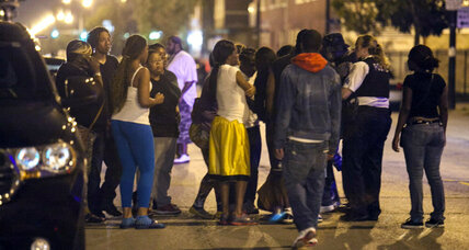 Chicago park shootings: 13 in critical condition after gang violence