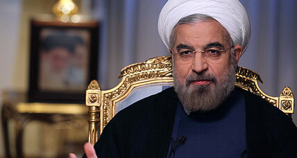 Can Iran's President Rouhani deliver on his 'charm offensive'?