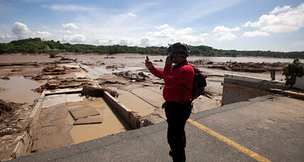 Mexico floods: quick response, not enough disaster prevention