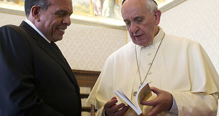 How the pope's statements on abortion, gays reflect his Latin American roots (+video)