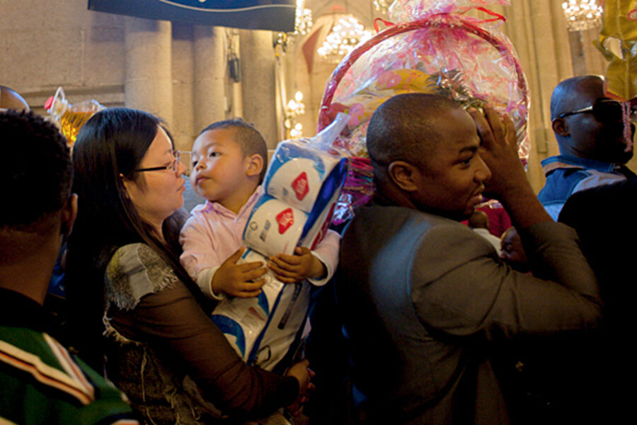 Брак негра и китаянки фото — photo 11