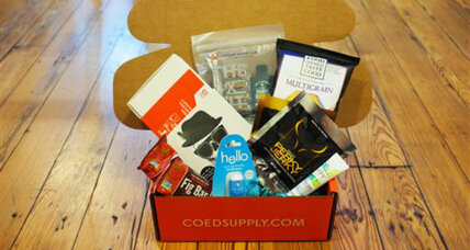 Forget homemade, parents order college care packages online