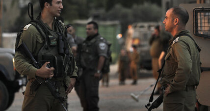 IDF soldier's murder increases Israeli wariness of peace talks