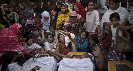 75 killed in Taliban attack on historic Pakistani church