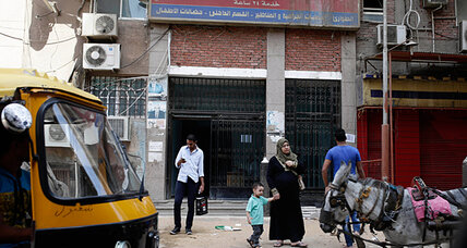 Egypt court bans Muslim Brotherhood, eliminating its critical social services