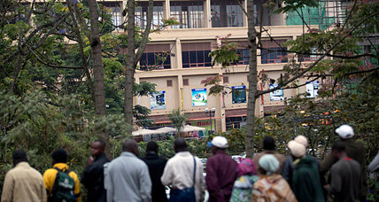 Kenya mall attack: Somali terror group may include Americans (+video)