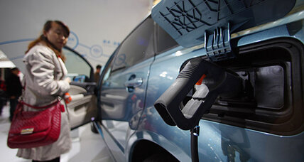 Is the future of the electric car in China?