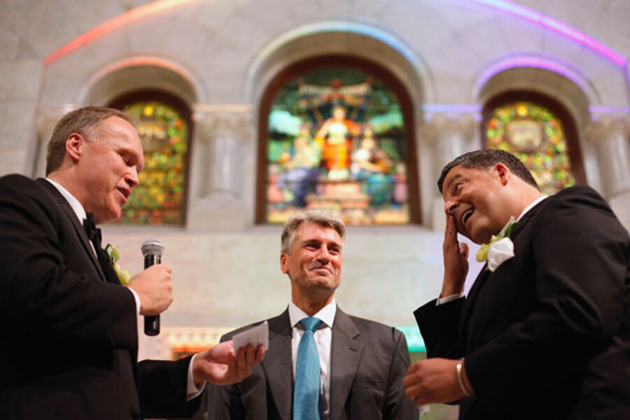 nc same sex marriages in Minnesota