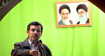 In parts of US and Israel, Iran's Ahmadinejad is sorely missed